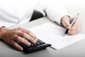 Wat moet u doen als u de rente vergeten bent bij een papieren schenking?
